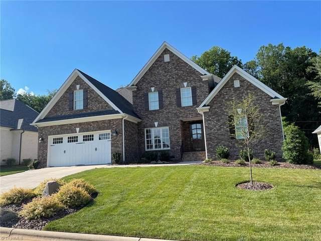 1412 Bethany Drive, Greensboro, NC 27455 (MLS #1030843) :: Lewis & Clark, Realtors®