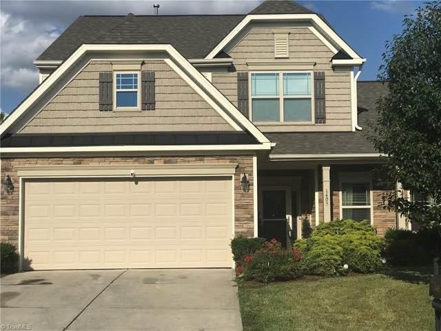 1405 Sedona Lane, Mcleansville, NC 27301 (#1030847) :: Rachel Kendall Team
