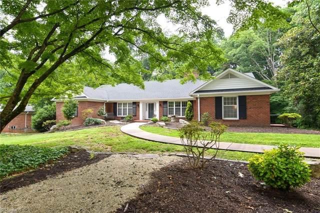 624 Hertford Road, Winston Salem, NC 27104 (MLS #1030884) :: Hillcrest Realty Group