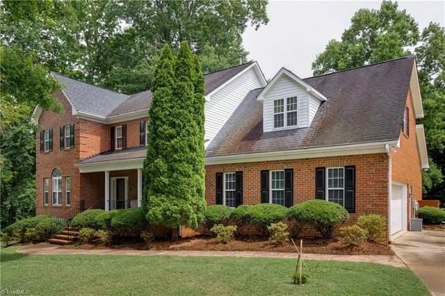 6395 E Belgrave Terrace, Summerfield, NC 27358 (MLS #1030906) :: Ward & Ward Properties, LLC