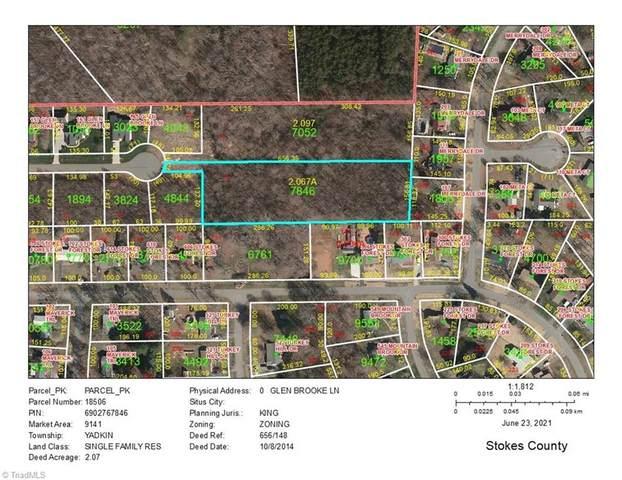 Lot 18 Glen Brooke Lane, King, NC 27021 (MLS #1031060) :: Ward & Ward Properties, LLC