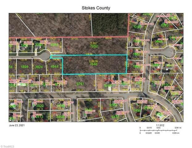 Lot 19 Glen Brooke Lane, King, NC 27021 (MLS #1031069) :: EXIT Realty Preferred