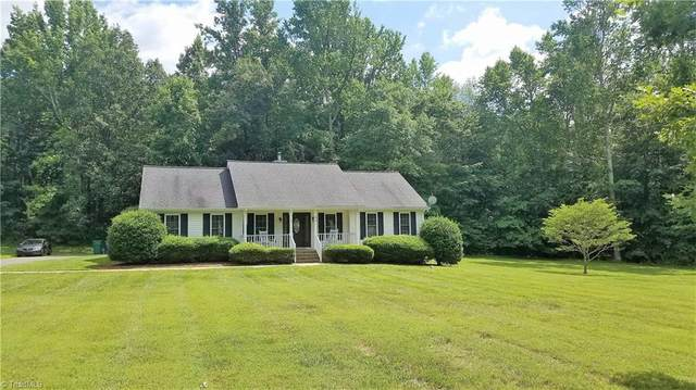 401 Tanglebrook Trail, Eden, NC 27288 (MLS #1031076) :: Ward & Ward Properties, LLC