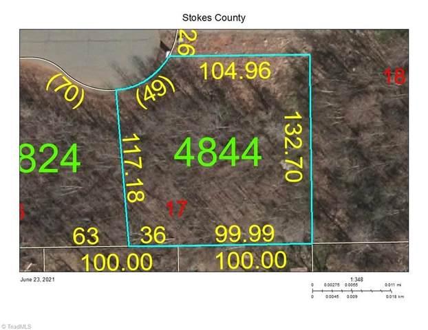 Lot 17 Glen Brooke Lane, King, NC 27021 (MLS #1031079) :: Ward & Ward Properties, LLC