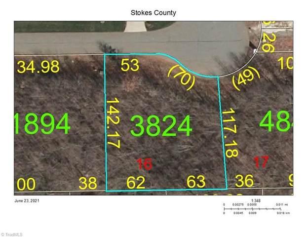 Lot 16 Glen Brooke Lane, King, NC 27021 (MLS #1031082) :: Ward & Ward Properties, LLC
