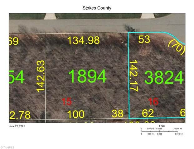 Lot 15 Glen Brooke Lane, King, NC 27021 (MLS #1031088) :: Ward & Ward Properties, LLC