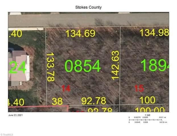 Lot !4 Glen Brooke Lane, King, NC 27021 (MLS #1031094) :: Ward & Ward Properties, LLC