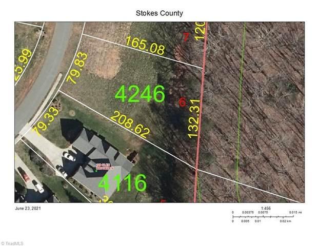 Lot 6 Glen Brooke Lane, King, NC 27021 (MLS #1031098) :: Ward & Ward Properties, LLC