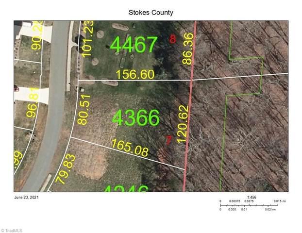 Lot 7 Glen Brooke Lane, King, NC 27021 (MLS #1031100) :: Ward & Ward Properties, LLC
