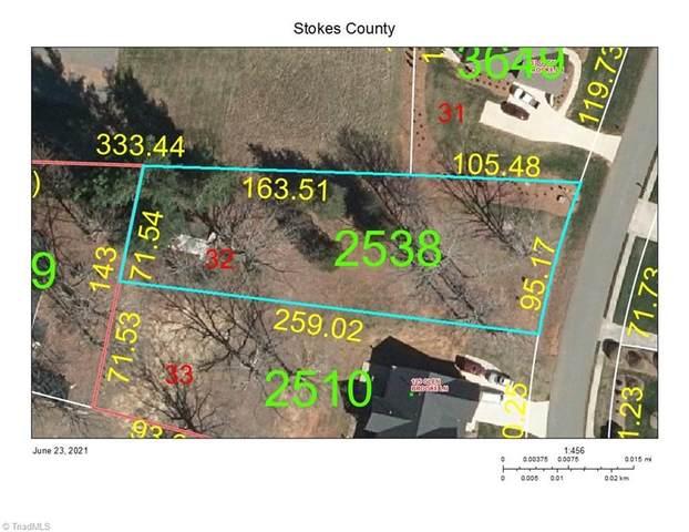 Lot 32 Glen Brooke Lane, King, NC 27021 (MLS #1031117) :: Ward & Ward Properties, LLC