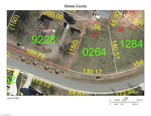 Lot 37 Glen Brooke Lane, King, NC 27021 (MLS #1031129) :: EXIT Realty Preferred
