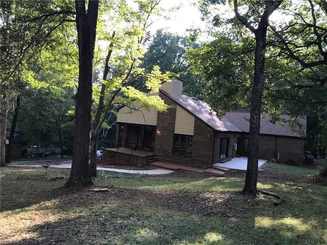 511 Briarwood Drive, Eden, NC 27288 (MLS #1031136) :: Ward & Ward Properties, LLC