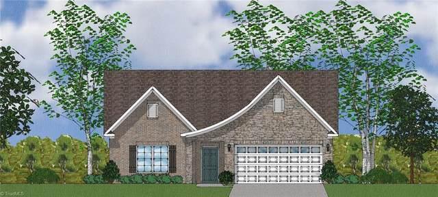 5518 Glad Acres Road, Pfafftown, NC 27040 (MLS #1031212) :: Ward & Ward Properties, LLC