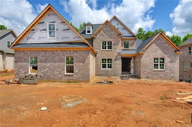 3412 Owls Roost Road, Greensboro, NC 27410 (MLS #1031214) :: Ward & Ward Properties, LLC
