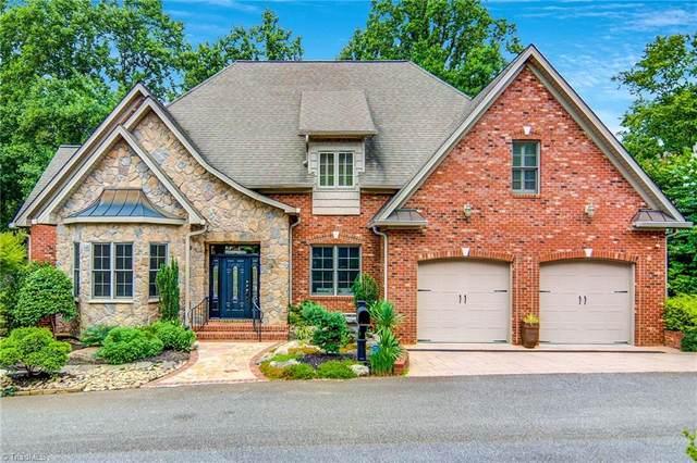 109 Candlewyck Drive, Winston Salem, NC 27104 (MLS #1031267) :: Ward & Ward Properties, LLC