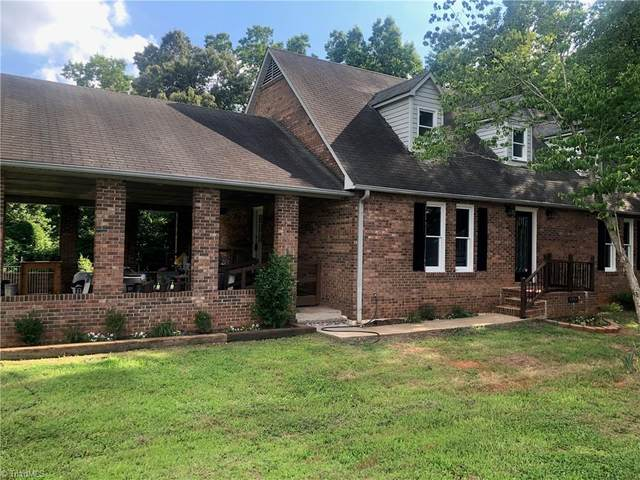 6404 E Old Us Highway 421, East Bend, NC 27018 (MLS #1031292) :: Berkshire Hathaway HomeServices Carolinas Realty