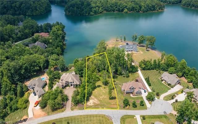 Lot 46 Leeward Drive, Stokesdale, NC 27357 (MLS #1031309) :: EXIT Realty Preferred