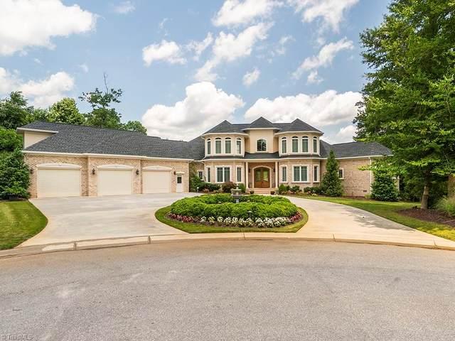 1326 Lochshire Drive, Burlington, NC 27215 (MLS #1031405) :: Ward & Ward Properties, LLC