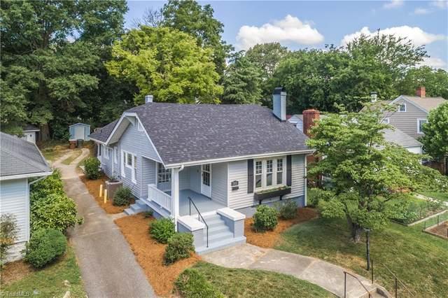 305 Aberdeen Terrace, Greensboro, NC 27403 (MLS #1031563) :: Ward & Ward Properties, LLC