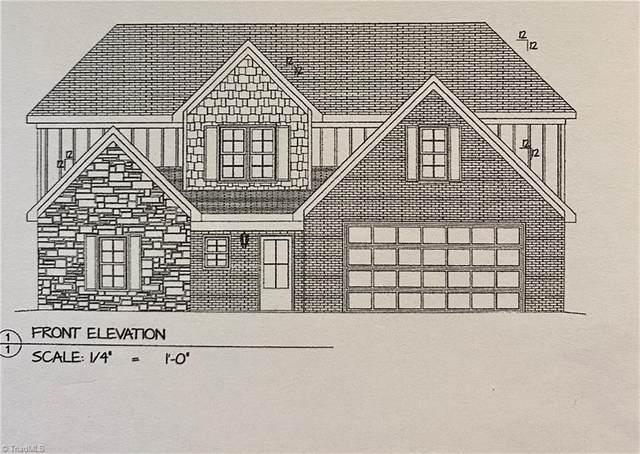 154 Weeping Willow Court, Lexington, NC 27295 (MLS #1031624) :: Ward & Ward Properties, LLC