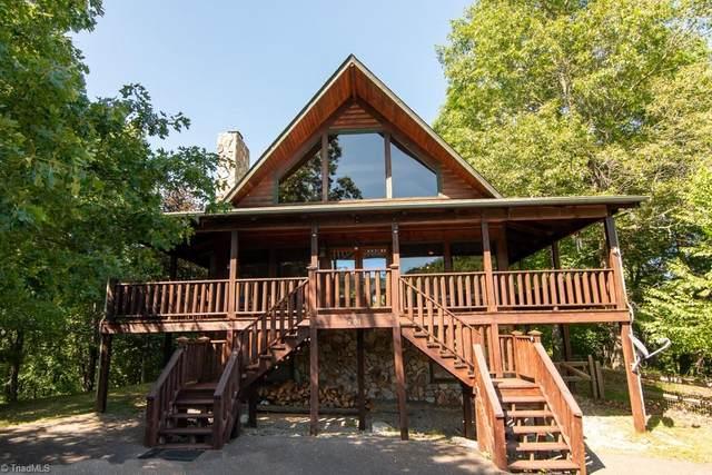 201 New Ridge Lane, Piney Creek, NC 28663 (MLS #1031638) :: Berkshire Hathaway HomeServices Carolinas Realty