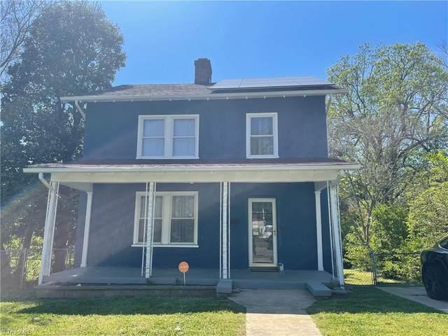 2411 Hubbard Street, Greensboro, NC 27405 (MLS #1031661) :: Ward & Ward Properties, LLC