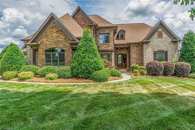8886 Cravenwood Drive, Oak Ridge, NC 27310 (MLS #1031663) :: Ward & Ward Properties, LLC