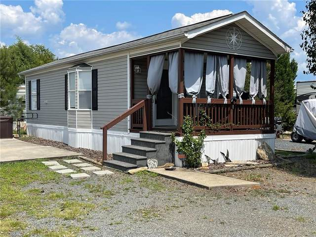 107 Gregory Drive, New London, NC 28127 (MLS #1031720) :: Ward & Ward Properties, LLC