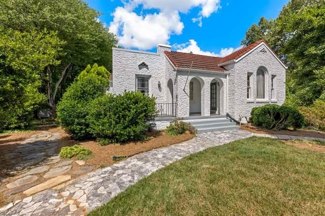 900 S Hawthorne Road, Winston Salem, NC 27103 (MLS #1031730) :: Berkshire Hathaway HomeServices Carolinas Realty