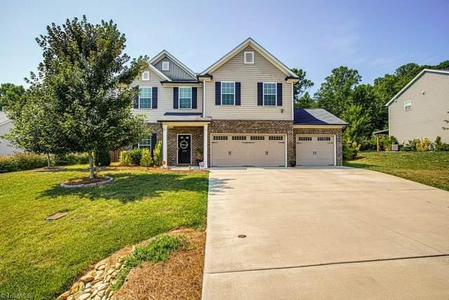 328 Old Cypress Drive, Winston Salem, NC 27127 (MLS #1031944) :: Ward & Ward Properties, LLC