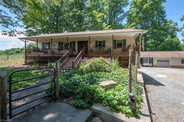 5841 Aquilla Creek Road, East Bend, NC 27018 (MLS #1031969) :: Berkshire Hathaway HomeServices Carolinas Realty