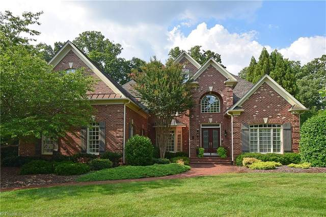 4 Lake Bluff Court, Greensboro, NC 27410 (MLS #1032136) :: Hillcrest Realty Group