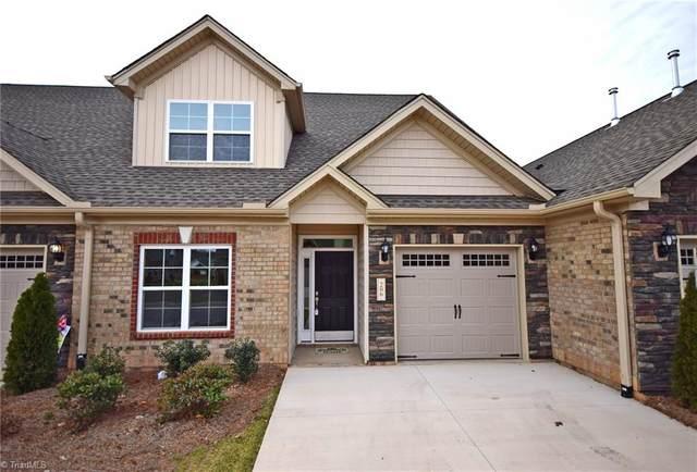 703 Chariot Square Lot 36, Winston Salem, NC 27127 (MLS #1032143) :: Ward & Ward Properties, LLC
