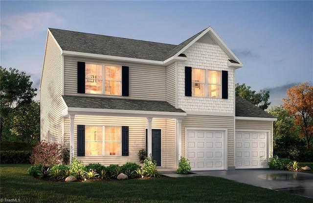 4664 Wesmar Drive #11, Winston Salem, NC 27040 (MLS #1032219) :: Ward & Ward Properties, LLC