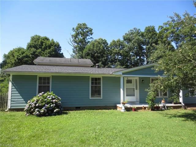 4315 Bernau Avenue, Greensboro, NC 27407 (MLS #1032243) :: Ward & Ward Properties, LLC