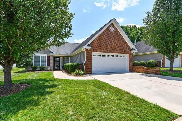 6002 Roundup Drive, Greensboro, NC 27405 (MLS #1032266) :: Ward & Ward Properties, LLC