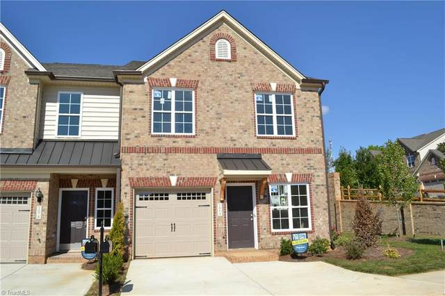 2974 York Place Drive Lot 193, Walkertown, NC 27051 (MLS #1032308) :: Hillcrest Realty Group
