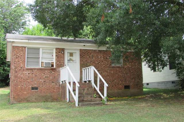 1401 Bradshaw Street, High Point, NC 27262 (MLS #1032367) :: Hillcrest Realty Group