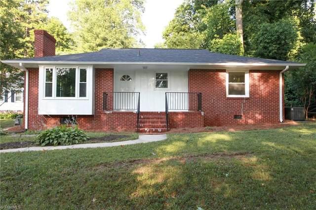 525 Park Terrace, Greensboro, NC 27403 (MLS #1032397) :: Ward & Ward Properties, LLC