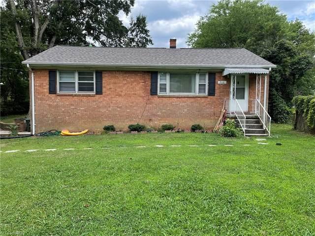 706 Ross Avenue, Greensboro, NC 27406 (MLS #1032399) :: Lewis & Clark, Realtors®