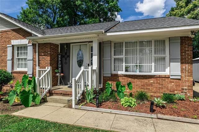 2415 Bywood Road, Greensboro, NC 27405 (MLS #1032403) :: Ward & Ward Properties, LLC