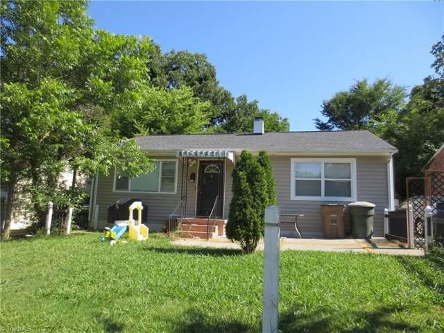 210 Erwin Street, Greensboro, NC 27406 (MLS #1032452) :: Ward & Ward Properties, LLC