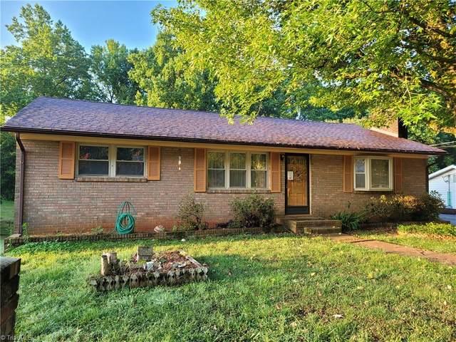 1615 Bridge Street, Lexington, NC 27292 (MLS #1032470) :: Ward & Ward Properties, LLC