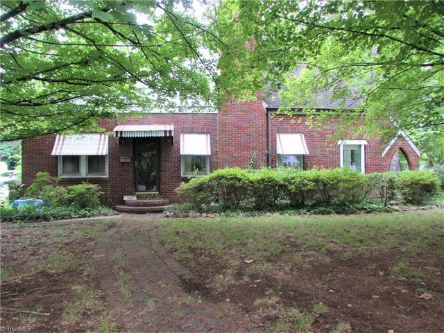 500 Fairview Drive, Lexington, NC 27292 (MLS #1032526) :: Ward & Ward Properties, LLC