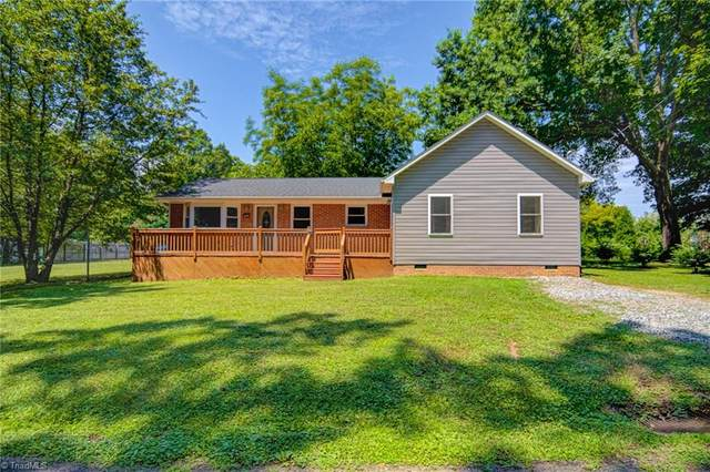 3656 Oak Forest Drive, Winston Salem, NC 27127 (MLS #1032554) :: Ward & Ward Properties, LLC