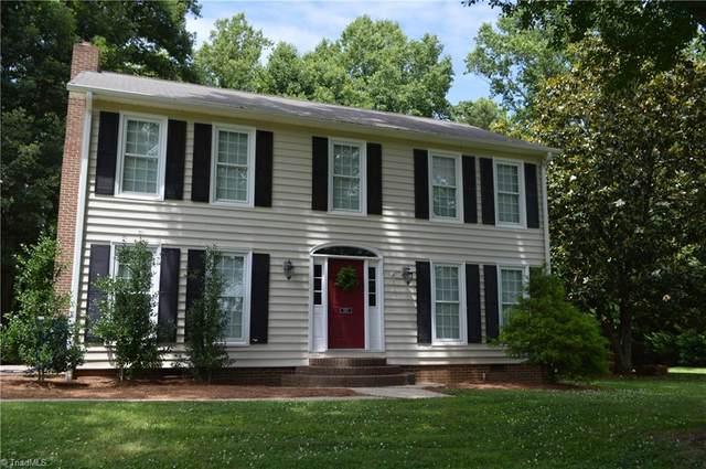 553 Cross Creek Drive, Mount Airy, NC 27030 (MLS #1032598) :: Ward & Ward Properties, LLC