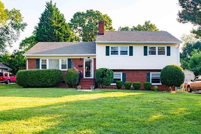 2302 Chatham Drive, Greensboro, NC 27408 (MLS #1032599) :: Ward & Ward Properties, LLC