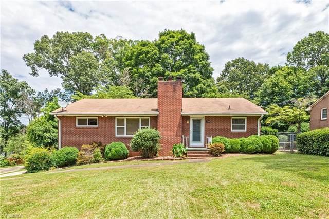 1329 Berwick Road, Winston Salem, NC 27103 (MLS #1032618) :: EXIT Realty Preferred