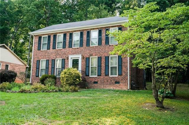 1007 Pineburr Road, Jamestown, NC 27282 (MLS #1032633) :: Berkshire Hathaway HomeServices Carolinas Realty