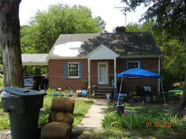 407 Dameron Street, Eden, NC 27288 (MLS #1032651) :: Ward & Ward Properties, LLC
